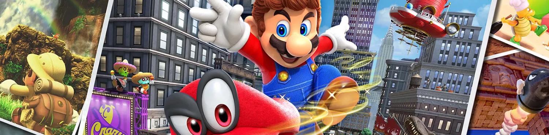Solutions de Super Mario Odyssey - Wiki-dragon mario